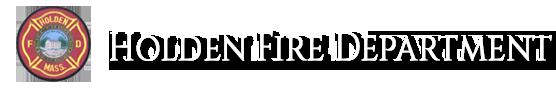 Holden Fire Department